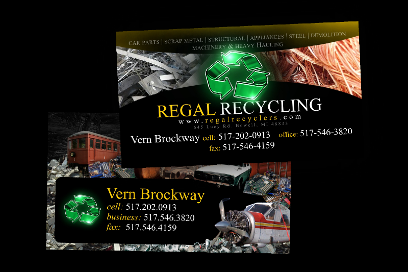 Business card design reheart Gallery